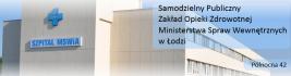 Samodzielny Publiczny Zakład Opieki Zdrowotnej Ministerstwa Spraw Wewnętrznych w Łodzi